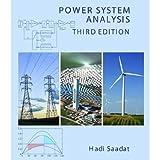Power System Analysis Third Edition by Hadi Saadat (2011-12-24)
