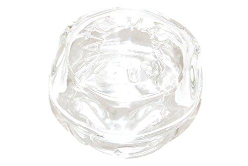 Whirlpool Gas Kochfeld Ersatzteile (Whirlpool 481245028007 Backofen und Herdzubehör / Leuchtmittel / Kochfeld / Original Ersatz-Glaslampenabdeckung für Ihren Ofen)