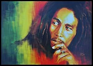 Bob Marley Poster A3Größe (BM3)