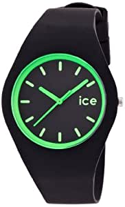 ice watch armbanduhr schwarz ice cy gn u. Black Bedroom Furniture Sets. Home Design Ideas