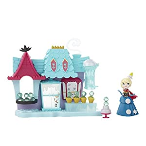 Disney Frozen - Playset pequeña Reina Arendelle (Cefa Toys B5195EL20)