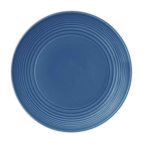 Gordon Ramsay Maze von Royal Doulton Pasta Schale, Keramik, denim, 22cm - Gordon Ramsay Pasta