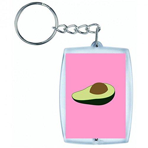 portachiavi-a-forma-di-avocado-reif-frutta-fresche-di-semi-di-taglio-unica-della-dieta-di-nutriente-