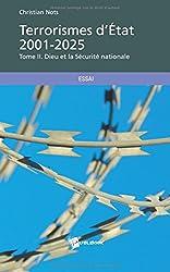 Terrorismes d'État 2001-2025 - Tome II