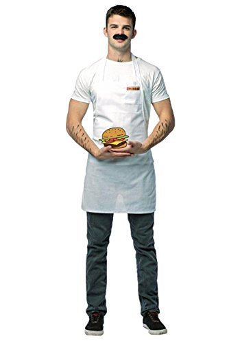 Bob's Burgers - Bob Adult Costume (Bob Bob's Burger Kostüm)