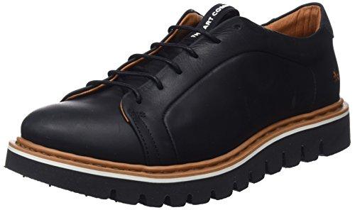 Art Unisex-Erwachsene 1400 Grass Black/Toronto Brogues, Schwarz, 44 EU - Art Schuhe
