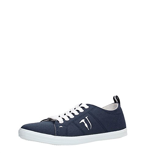 Trussardi Jeans 79S083 Blu Sneakers Donna Scarpa Sportiva Blu