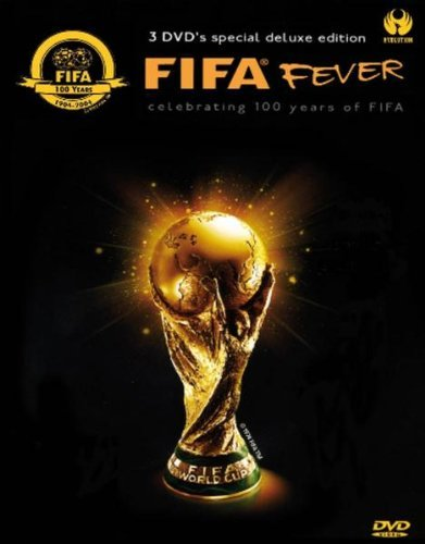 FIFA Fever - 3 DVD Box [Deluxe Special Edition] (Fußball-box 2004)
