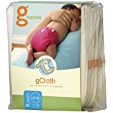 gNappies Washable Cloth Nappy Inserts - Small (pack of 6)