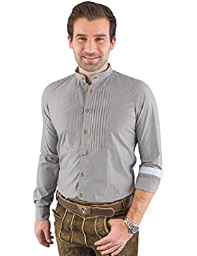 Pure Trachtenhemd Herren langarm C32609/21698/767 767