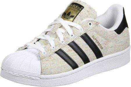 """Kinder Sneakers """"Superstar J"""" Sand"""