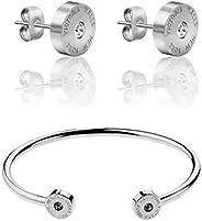 Victoria Walls Women's Stainless steel 316L Jewelry Set - VS1