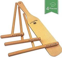 Verteiler 4-teilig Holz