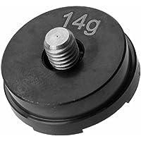 1pc 9 Variedad Gramos Peso con un tornillo como reemplazo para Ping G30 Driver FW híbrido - 14g
