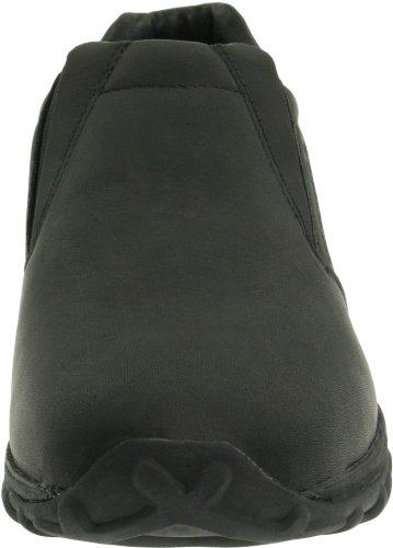 Merrell Jungle Moc, Mocassini Uomo Black (Midnight  Leather)
