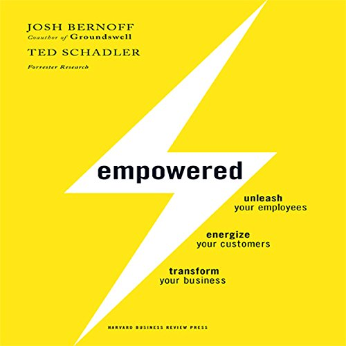 Empowered  Audiolibri