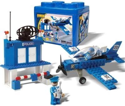 Best-Lock Best-Lock Best-Lock Construction Toys 105 pcs Airplane Set B002OD0XNA aebb41