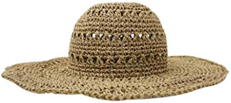 MYJ Cappello di Visiera Paglia 36c7dccb6f0b