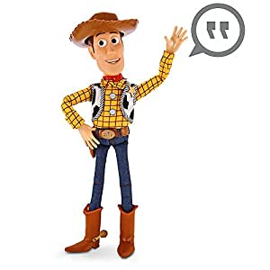 """Toy Story Pull String Woody 16"""" Talking Figure - Disney Exclusive"""
