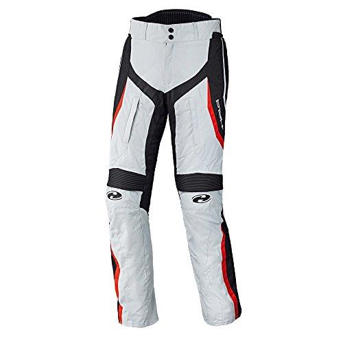 Held Link sportliche Motorrad Textilhose, Farbe schwarz-weiss, Größe L
