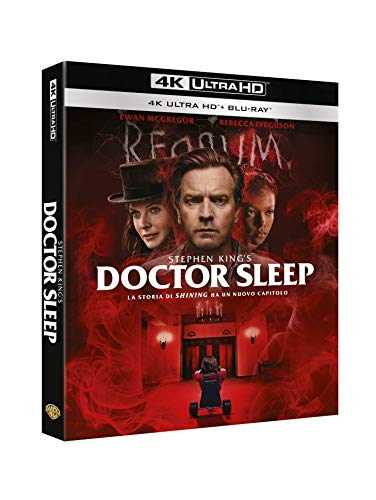 DOCTOR SLEEP  (4K Ultra HD + Blu-Ray)
