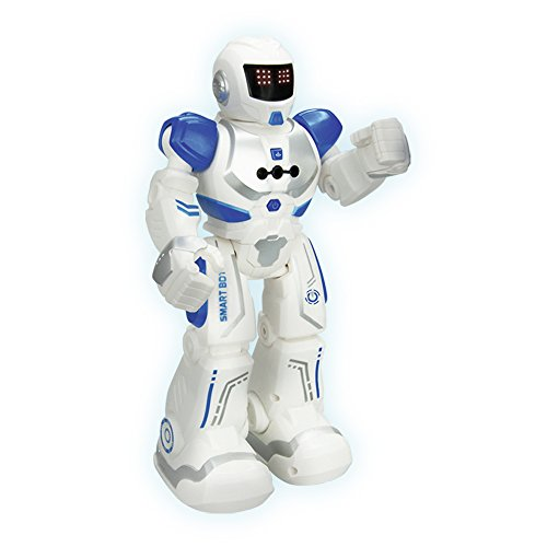 41G6pXcCSUL - World Brands - Smart Bot, robot controlable por control remoto (XT30037)