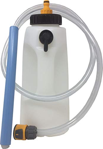 Excellent Goat Drencher mit 4 Liter Flasche - Kälberdrencher - Drencher Kalb mit Sonde -