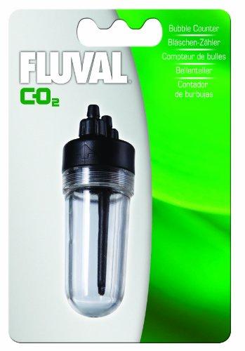 fluval co2 kit Fluval 88g-co2Bubble Counter–3,1Unzen