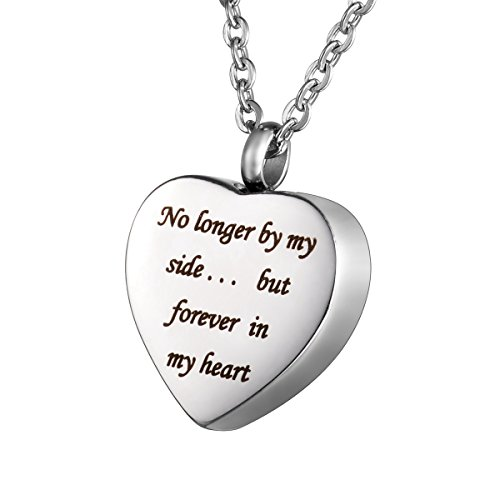 housweety-cremation-jewellery-stainless-steel-no-longer-by-my-side-but-forever-in-my-heart-heart-urn