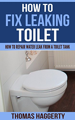 How To Fix Leaking Toilet: How To Repair Water Leak From a Toilet Tank (English Edition)