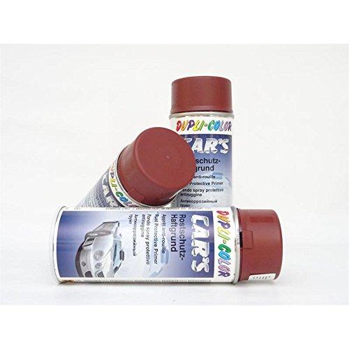 DUPLI-COLOR CARS Rostschutz Rot 1K Spray 3 x 400 ml *740220/3