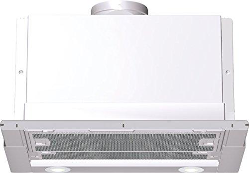 Preisvergleich Produktbild Neff DA 66 B Kaminhaube / 59.7 cm / Energie-Effizienzklasse: E / silbermetallic