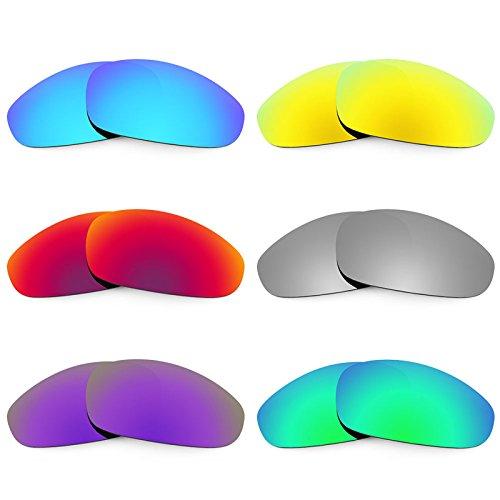 Revant Ersatzlinsen für Oakley Juliet Polarisiert 6 Paar Kombipack K026 (Revant Oakley Juliet)