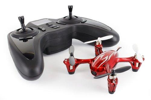 Hubsan H107C X4 Drone Quadrielica 2.4G...