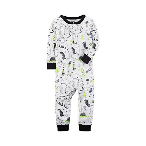 CARTER´S Dors-bien dinos tenues de nuit bébé pyjama bébé, taille 86, multicolore
