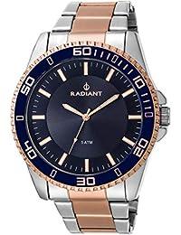 Radiant Reloj Cronógrafo para Hombre de Cuarzo con Correa en Acero Inoxidable RA374203