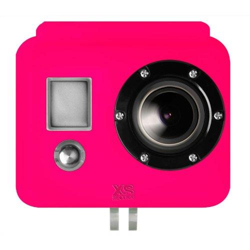 X-Sories Gopro Silicon-schutzhaube HD For Gopro, pink, SILG pink