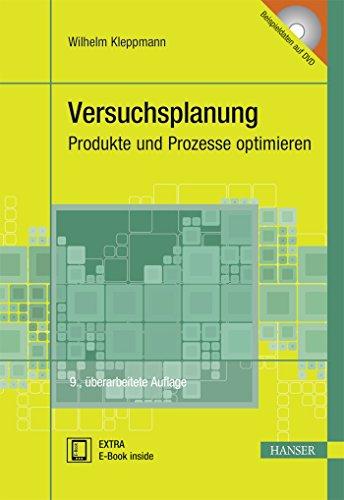 Versuchsplanung: Produkte und Prozesse optimieren