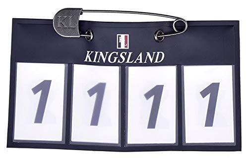 Kingsland Startnummern Classic 4stellig