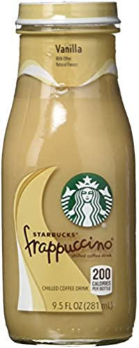 Starbucks Frappuccino Coffee Drink, Vanilla, 142.5 Ounce