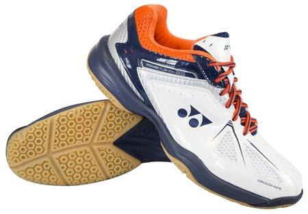 Yonex Herren Badmintonschuh SHB 35EX weiß/orange