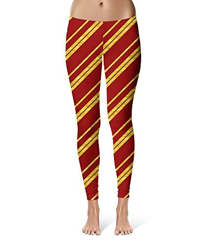 Queen of Cases - Legging de sport - Femme rouge Red Gryffindor