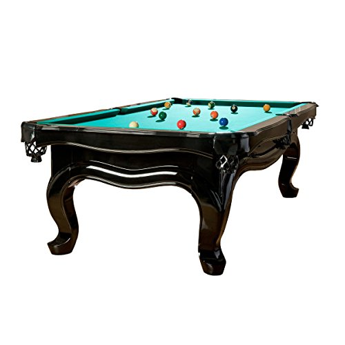 Pool Billardtisch Modell Piano 8 ft.