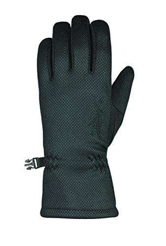 Seirus Isolierte Handschuhe (Seirus Innovation Damen Xtreme Alle Wetter Scroll Handschuh, Damen, schwarz/Strasssteine, M)