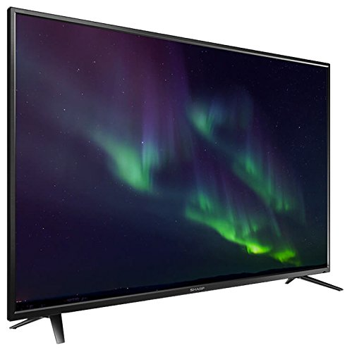fernseher mit scart anschlu  SHARP LC-65CUG8052E165 cm (65 Zoll) Ultra HD TV