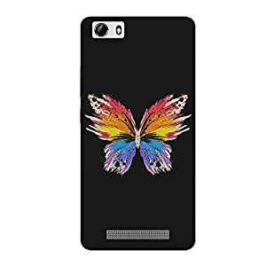 Gionee M5 Lite Designer Soft Case Back Cover By Fasheen