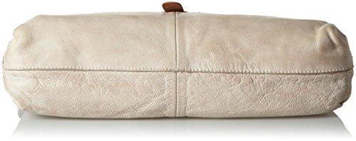 Taschendieb Td0803, sac bandoulière Blanc Cassé
