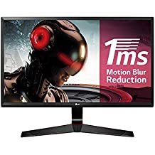 LG 27MP59G-P - Monitor Gaming de 68,5 cm (27 Pulgadas, Full HD IPS, 1920 x 1080 Pixeles, 5 ms, 1 ms con Motion Blur Reduction, 16:9, 250 CD/m2) Color Negro