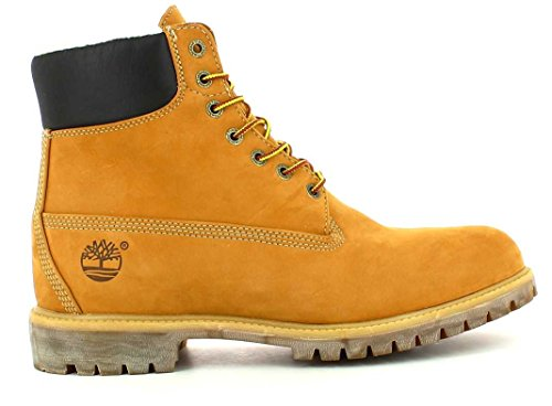 Timberland 6 In Fur Warm Wheat Nubuck Warm Lined CA13GA, Boots