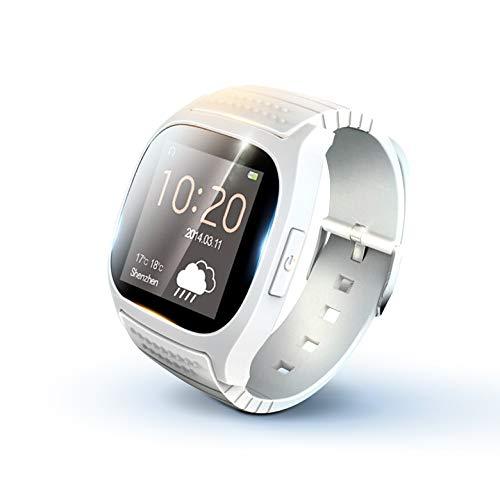 KawKaw M26 - Smartwatch ultrasottile con display LCD da 1,4'